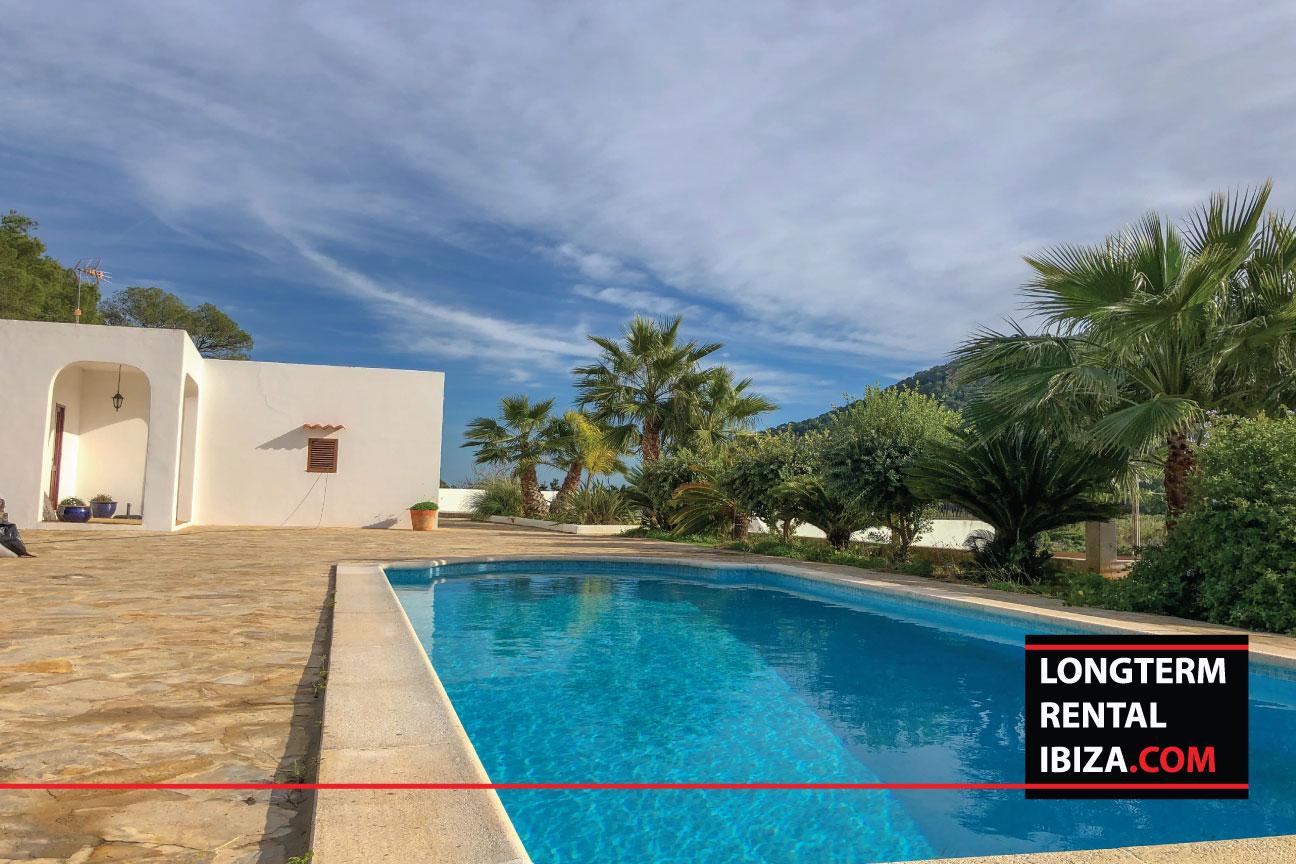 Villa Rental Long Term Ibiza