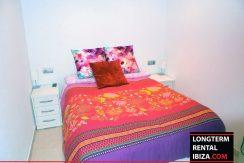 Long term rental ibiza Apartment Portinax 6