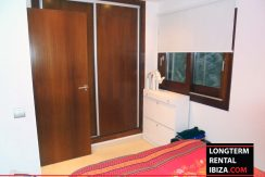 Long term rental ibiza Apartment Portinax 7
