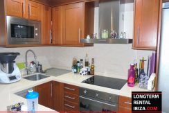 Long term rental ibiza Apartment Portinax 8