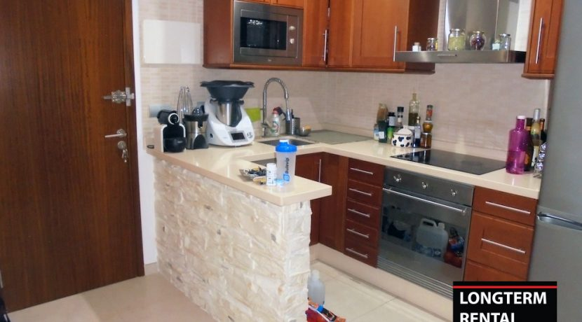 Long term rental ibiza Apartment Portinax 9