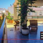 Long term rental ibiza Atico Angel