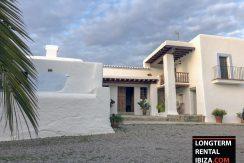 Long term rental villa Carlossa