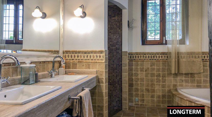 Long term rental villa Carlossa 22