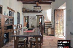 Long term rental villa Carlossa 23