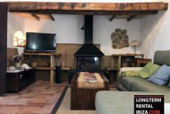 Long term rental villa Carlossa 25