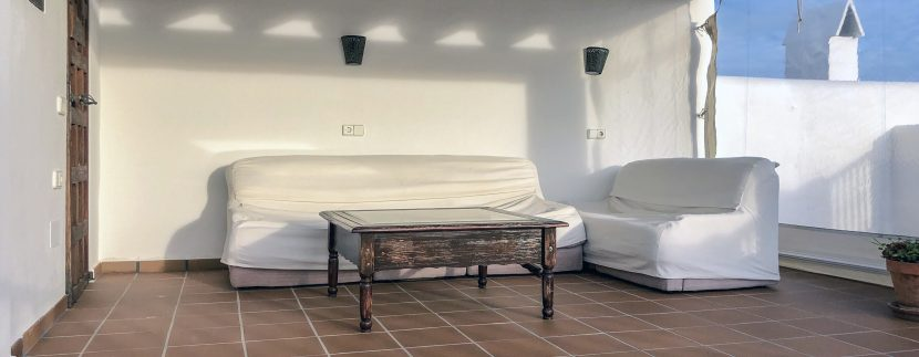 Long term rental villa Carlossa 28