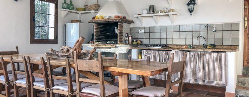 Long term rental villa Carlossa 32