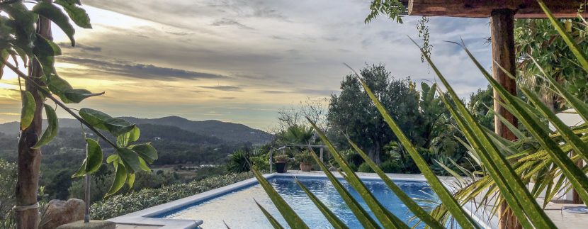 Long term rental ibiza Villa Carlossa