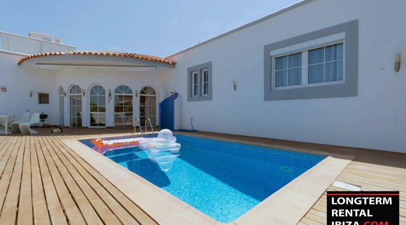 Long term rental Ibiza Penthouse Grande Allure