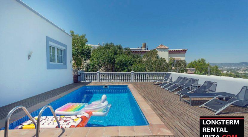 Long term rental Ibiza Penthouse Grande Allure 1