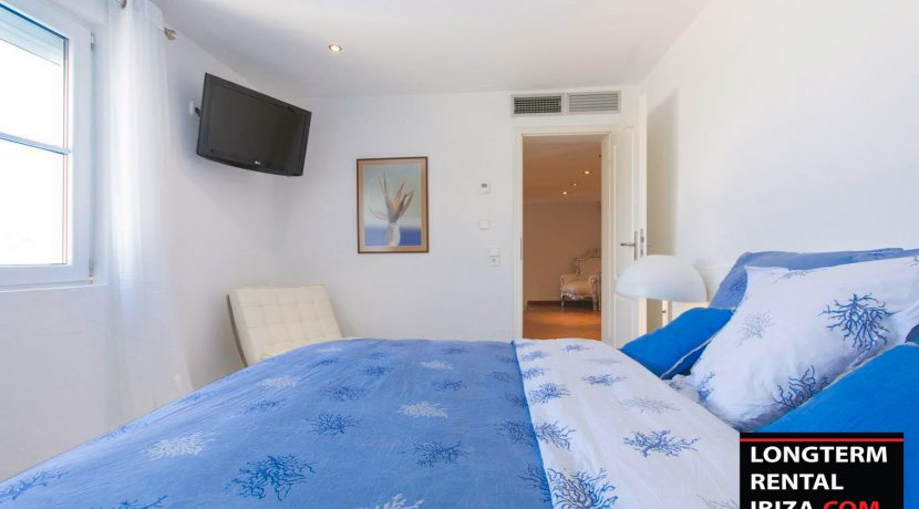 Long term rental Ibiza Penthouse Grande Allure 10