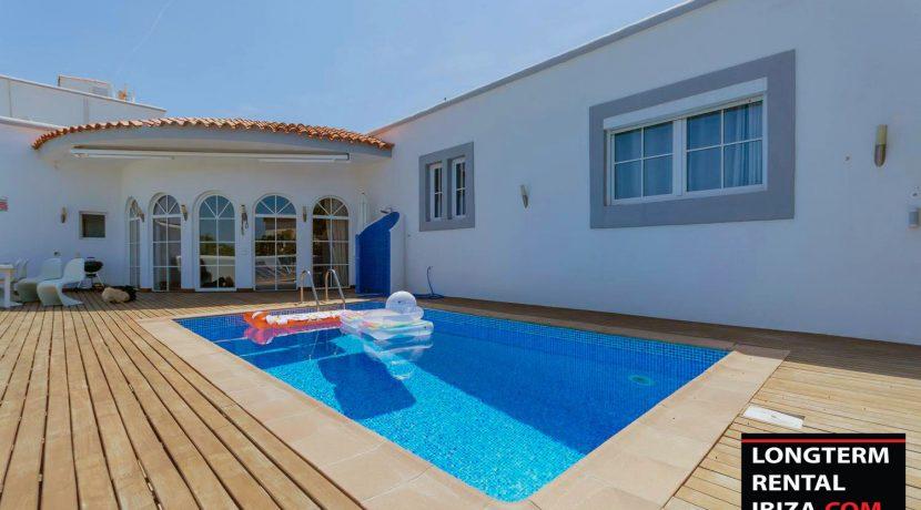 Long term rental Ibiza Penthouse Grande Allure 13