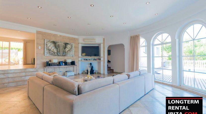 Long term rental Ibiza Penthouse Grande Allure 2