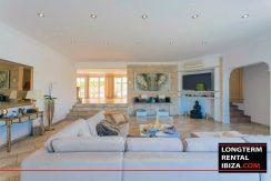 Long term rental Ibiza Penthouse Grande Allure 3