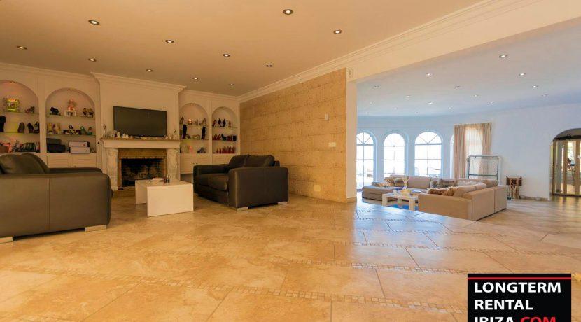 Long term rental Ibiza Penthouse Grande Allure 5