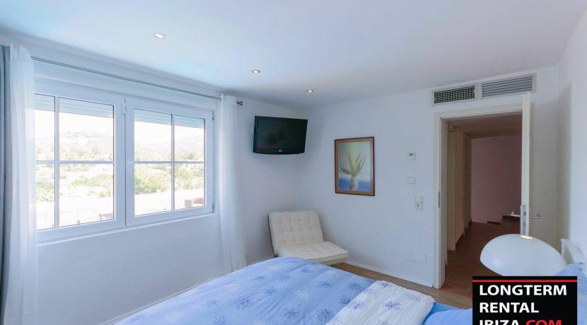 Long term rental Ibiza Penthouse Grande Allure 9