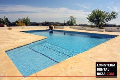 Long term rental ibiza Villa Ibico 1