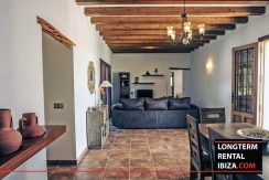Long term rental ibiza Villa Ibico 11