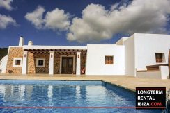 Long term rental ibiza Villa Ibico 13