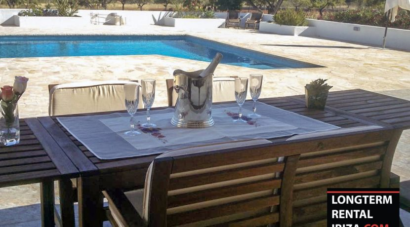 Long term rental ibiza Villa Ibico 15