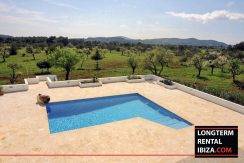 Long term rental ibiza Villa Ibico 16