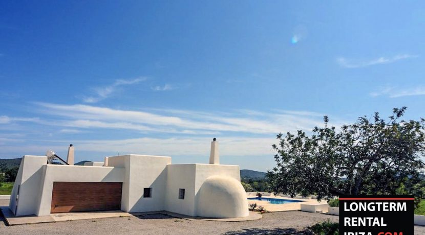 Long term rental ibiza Villa Ibico 2