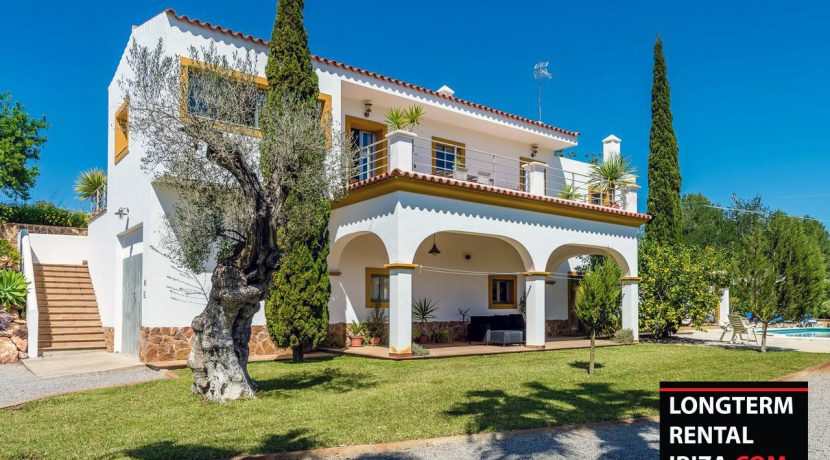 Longterm rental Ibiza - Villa Dynasty - With license 12