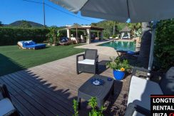 long term rental ibiza villa Cova 1
