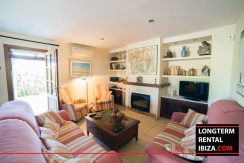 long term rental ibiza villa Cova 11