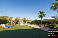 long term rental ibiza villa Cova 9