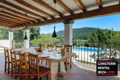 Long term rental Ibiza - Villa L eau 1