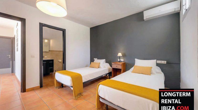Long term rental Ibiza - Villa L eau 13