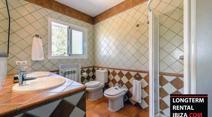 Long term rental Ibiza - Villa L eau 14