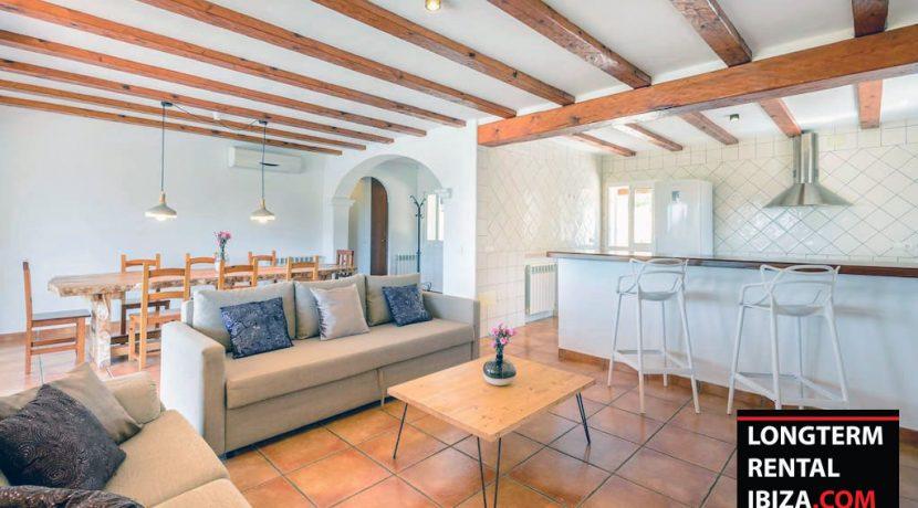 Long term rental Ibiza - Villa L eau 17