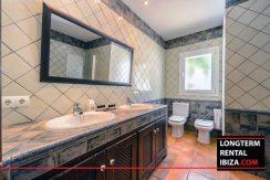 Long term rental Ibiza - Villa L eau 19