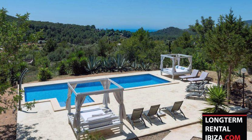 Long term rental Ibiza - Villa L eau 2