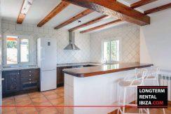 Long term rental Ibiza - Villa L eau 22