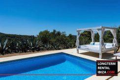 Long term rental Ibiza - Villa L eau 3