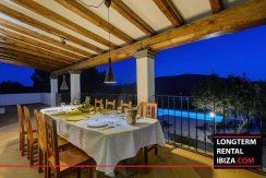 Long term rental Ibiza - Villa L eau 32