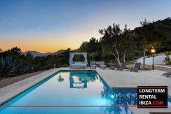 Long term rental Ibiza - Villa L eau 33