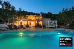 Long term rental Ibiza - Villa L eau 35
