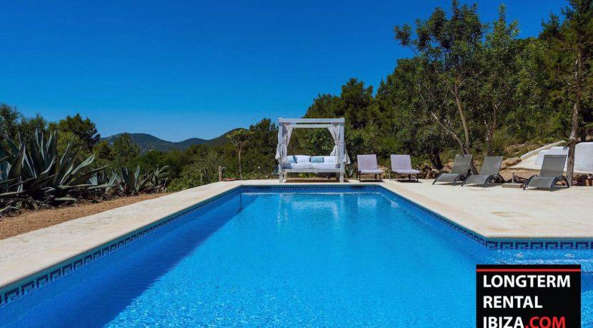 Long term rental Ibiza - Villa L eau 5