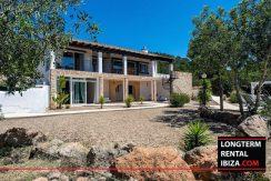 Long term rental Ibiza - Villa L eau 6