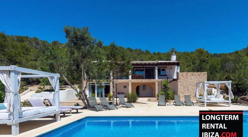 Long term rental Ibiza - Villa L eau 7
