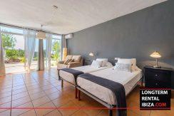 Long term rental Ibiza - Villa L eau 8
