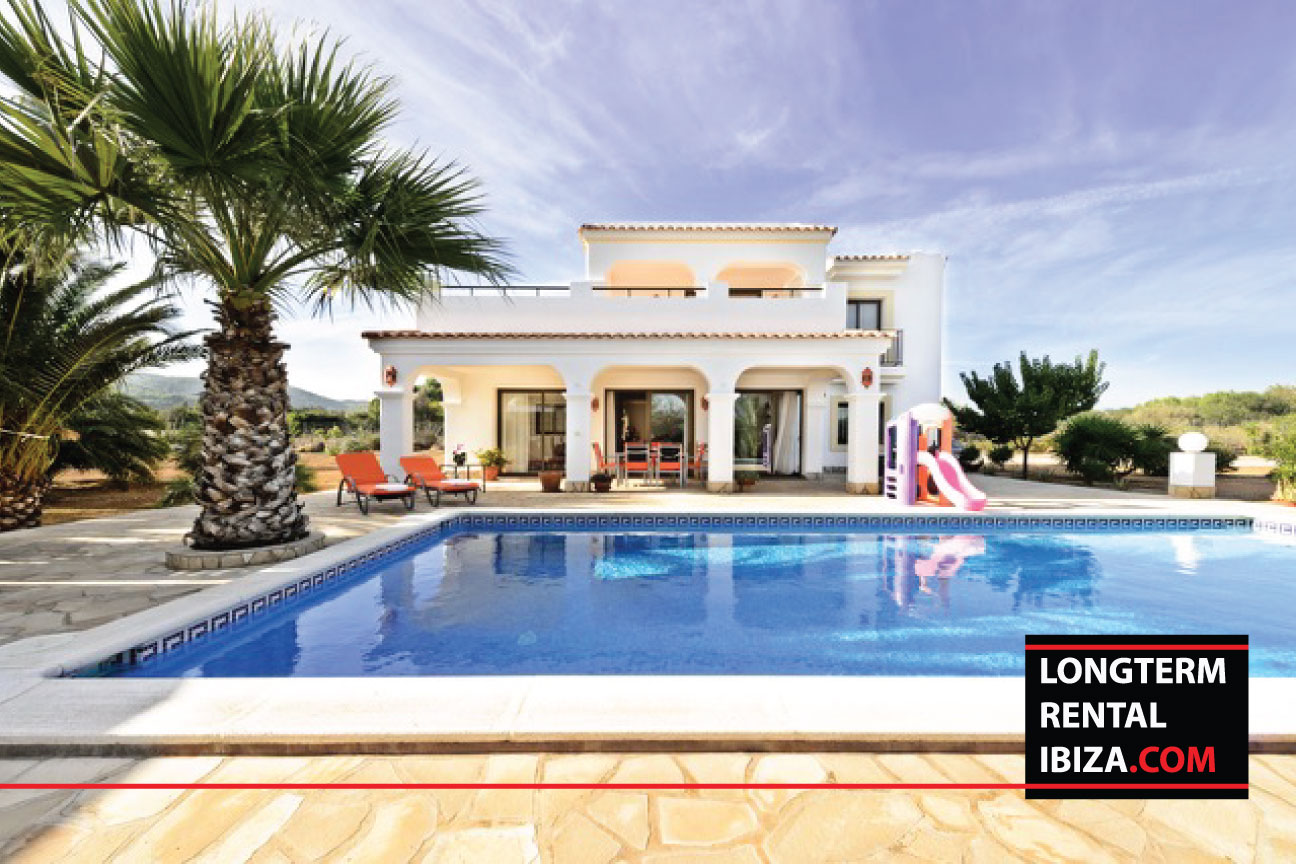 Long term rental Ibiza - Villa Morna