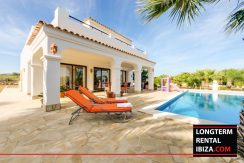 Long term rental Ibiza - Villa Morna 1