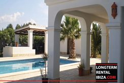 Long term rental Ibiza - Villa Morna 11