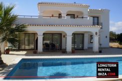 Long term rental Ibiza - Villa Morna 12